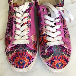 New Look Brand from ASOS Floral Sneakers UK 5 (US7
